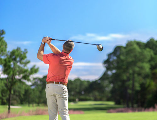 Improve Your Golf Swing From Home