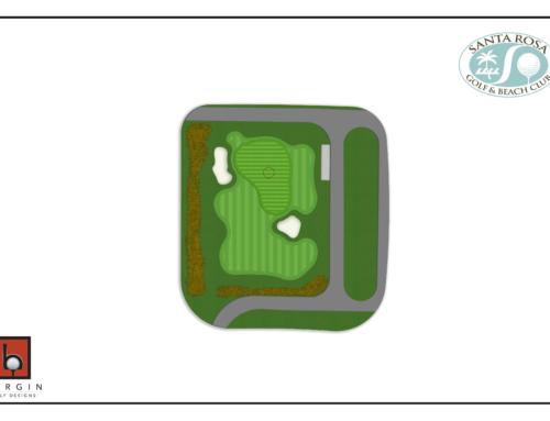 Santa Rosa Golf & Beach Club Breaking Ground on Golf Short Game Area Spring 2019