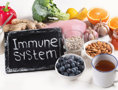 Foods to keep your immune system strong and resistant