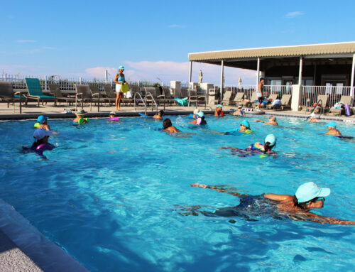 10 Reasons Why You Should Exercise in the Water